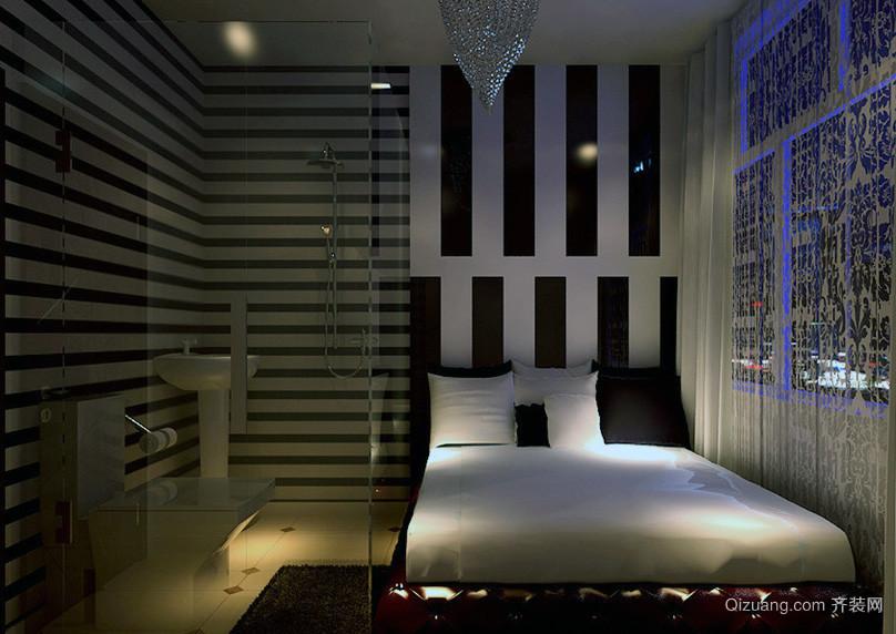 完美精致的宾馆吊顶装修效果图