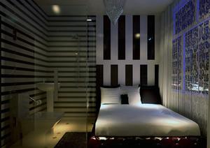 精美宾馆整体设计