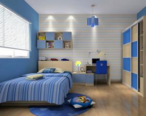卧室整体设计图