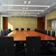 豪华型会议室装修