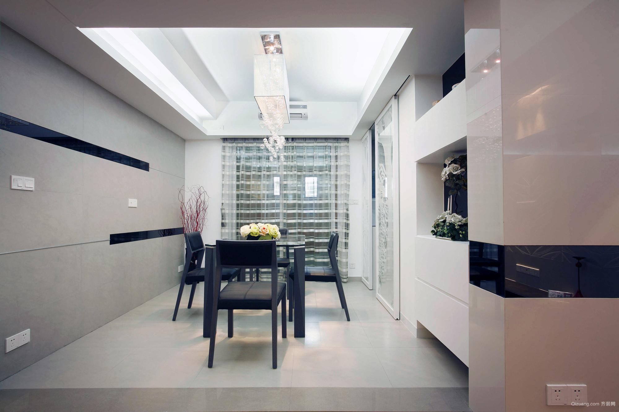 格局创意:89平米欧式小型别墅设计图