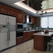 厨房整体飘窗图