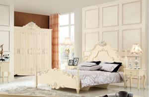 韩式优雅田园卧室