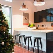 温暖厨房整体设计