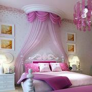 儿童房床幔展示