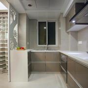 小公寓质感厨房家居设计