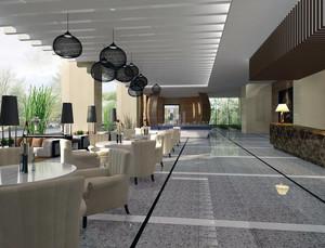 都市唯美小公寓餐厅装修效果图
