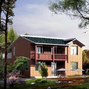 绝美的农村房屋设计