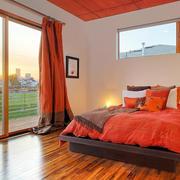 婚房卧室地板设计