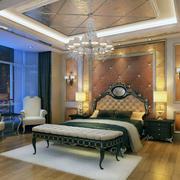 精美的卧室造型图
