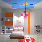 现代儿童房经典设计