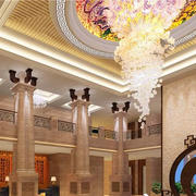 酒店大厅奢华吊灯