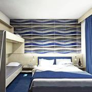 现代宾馆整体图
