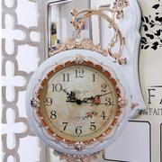 客厅简欧式风格钟表