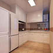 简约小家庭厨房吊顶