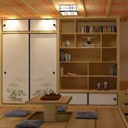 现代化日式榻榻米设计