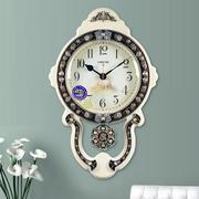 客厅古典优雅钟表