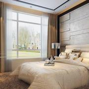 精美卧室飘窗设计