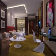 有个性的酒店卧室