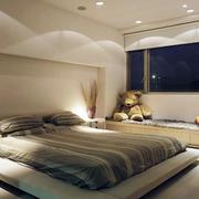 复式楼榻榻米床装饰设计