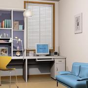 小书房书桌装修大全