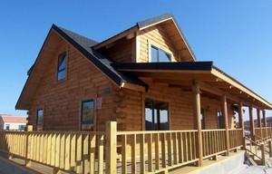 斜顶木屋设计图片