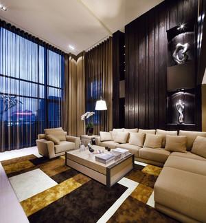 豪华型别墅设计装修效果图