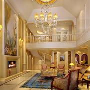 欧式风格别墅效果图片