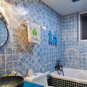 地中海风格卫浴墙饰装饰
