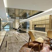 大堂地板砖设计图片