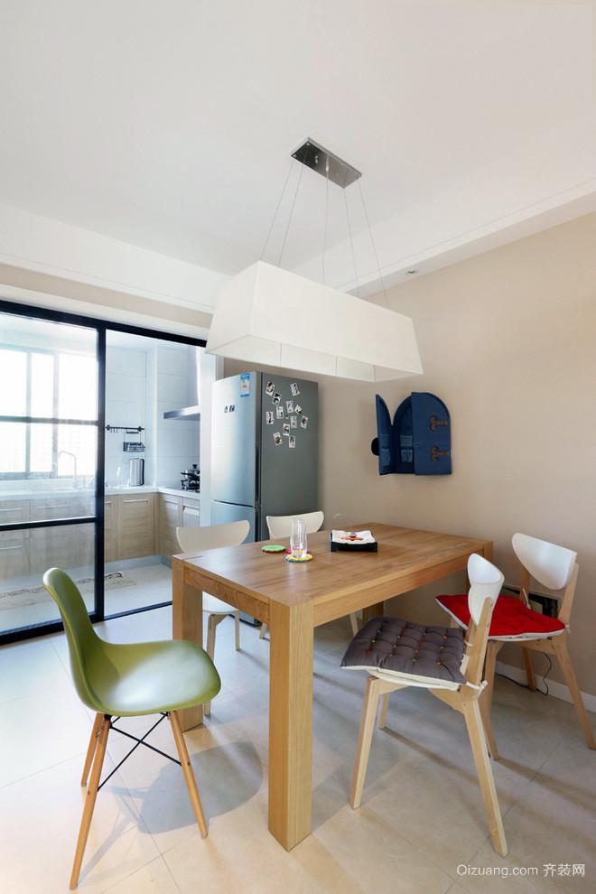 110平米美式现代简约阁楼装修样板间