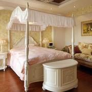 美式卧室地板设计