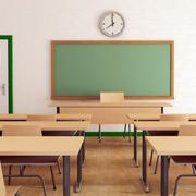 简约风格教室装修设计