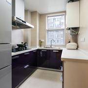 小复式楼精美实用型厨房灯光