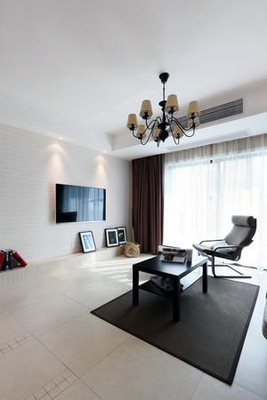 120平米现代简约阁楼精装样板间图例