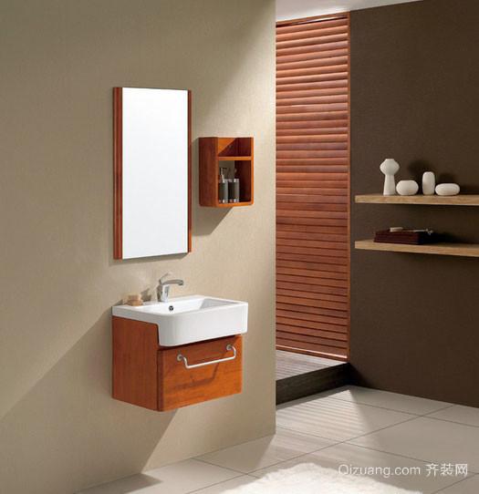 2015新型卫生间洗脸盆效果图