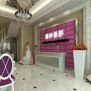 简欧式婚纱影楼大厅