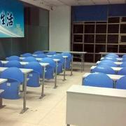 学校简约风格小型会议室装饰