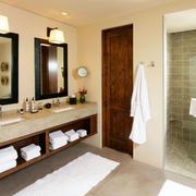 卫生间洗手台设计图