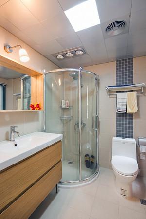简约小户型复式楼浴室
