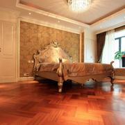 别墅木地板效果图片