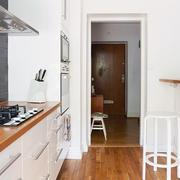 简约实用型复式楼厨房设计