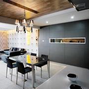 简约欧式餐厅设计