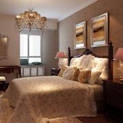 欧式卧室家具装饰
