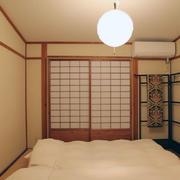 日式卧室吊顶设计图
