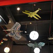简约风格儿童餐厅吊顶装饰