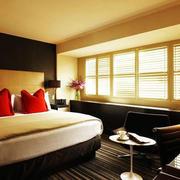 精致宾馆卧室图片