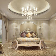 淡色调卧室设计图片
