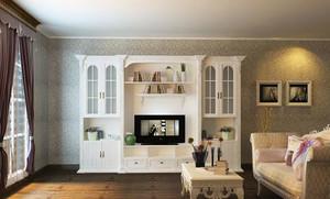 优雅家居客厅电视柜