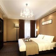 宾馆卧室背景墙